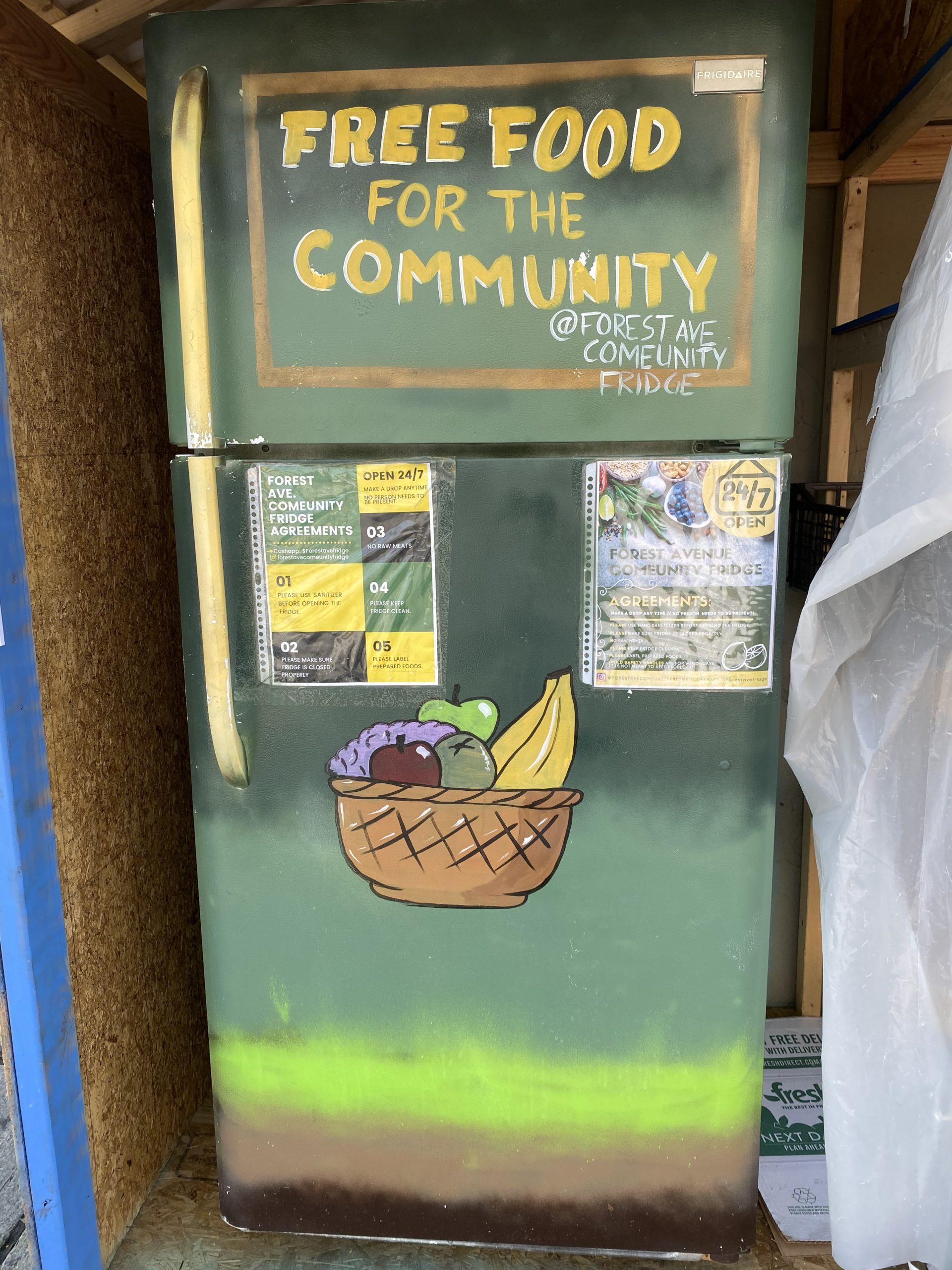 Help Staten Island's ComeUnity Fridge